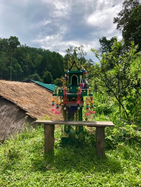 Spirit House at Into the Wild Elephant Sanctuary