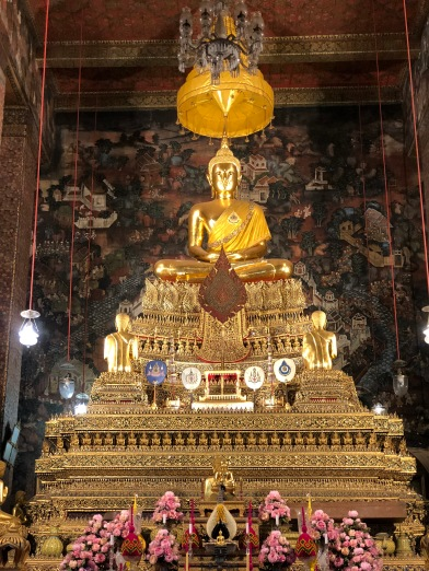 Another Buddha at the Temple of the Reclining Buddha